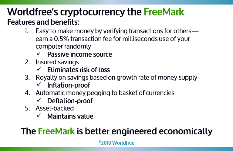 FreeMark Features and Benefits 1