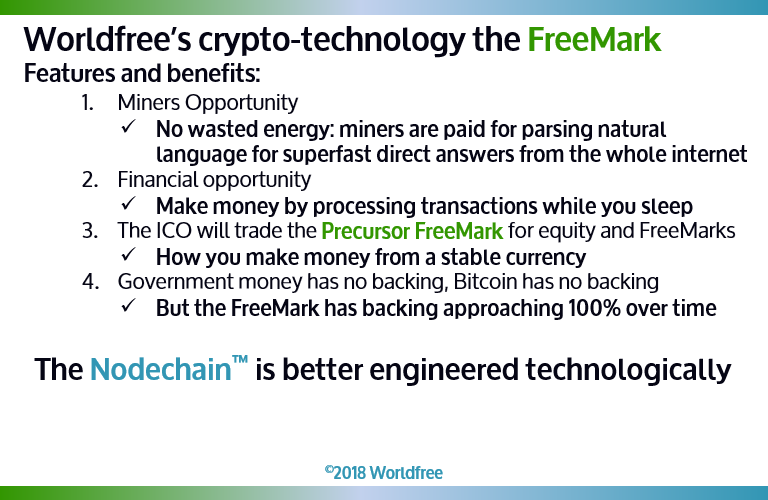 FreeMark Features and Benefits 2